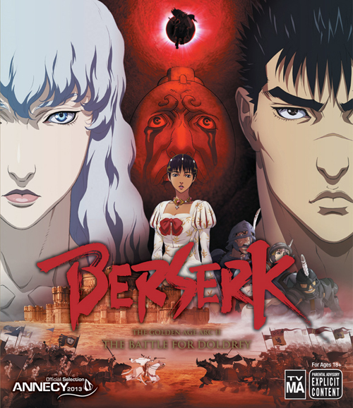 Berserk: The Golden Age Arc II