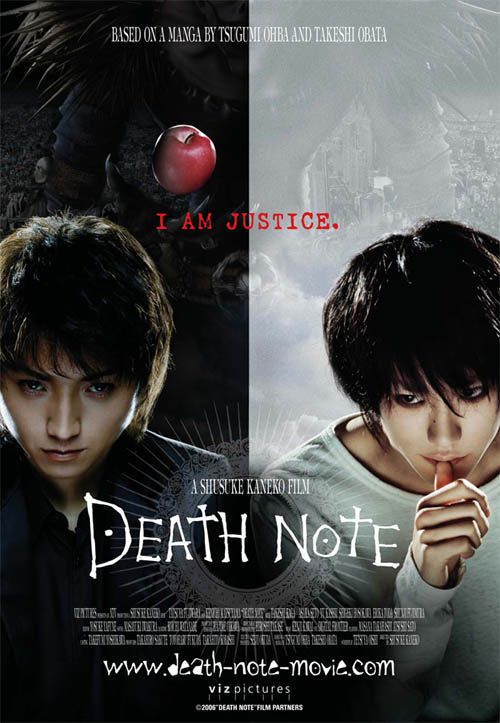 Death Note Live