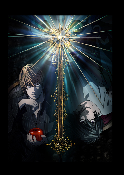 Death Note Visual Image
