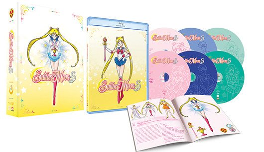Sailor Moon S Set 1