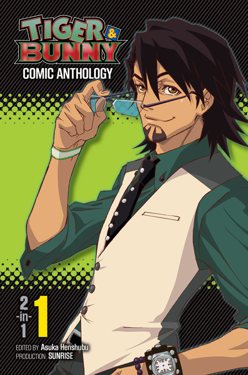 Tiger & Bunny Anthology