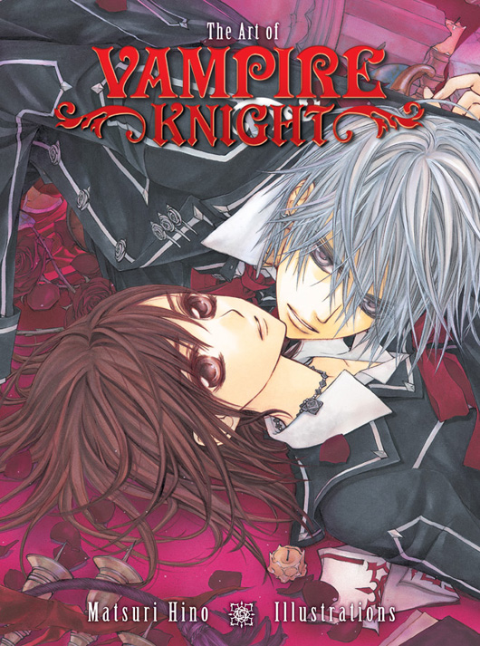 The Art Of Vampire Knight