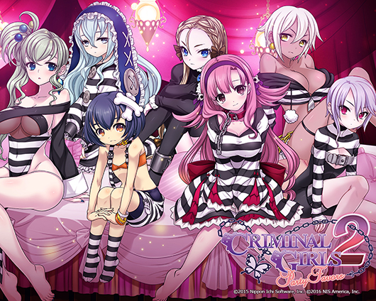 Criminal Girls 2