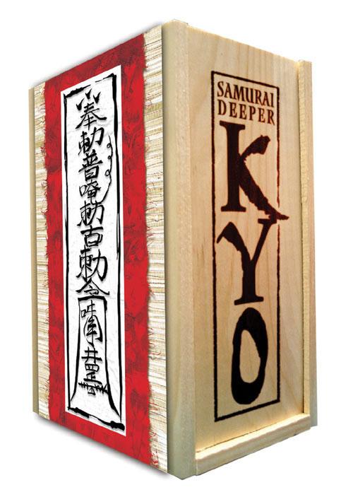 Samurai Deeper Kyo Box